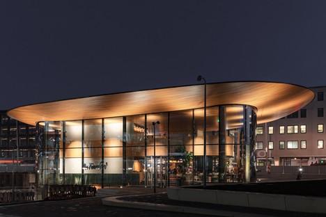 Powerhouse Company firma The Traveller restaurante y hub social en Ámsterdam