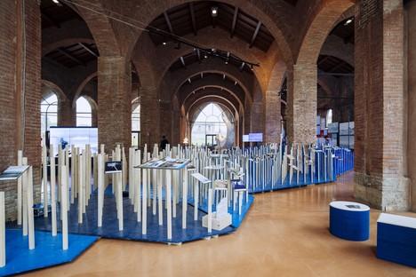 Tempodacqua la Bienal de Arquitectura de Pisa
