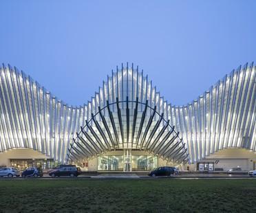 Exposición Santiago Calatrava Nella luce di Napoli