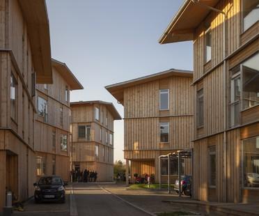 Los ganadores del Premio Europeo de Arquitectura Matilde Baffa Ugo Rivolta 2019
