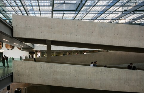 Dal Pian Arquitetos SESC Guarulhos São Paulo Brasil