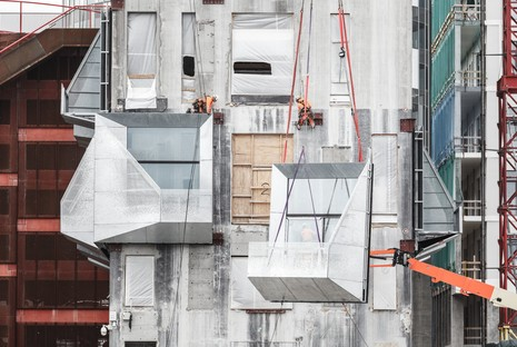 muestra Cobe, Copenhagen Our Urban Living Room Aedes Architecture Forum, Berlín