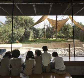 X-Architects Wasit Wetland Centre Sharjah, Emiratos Árabes Unidos