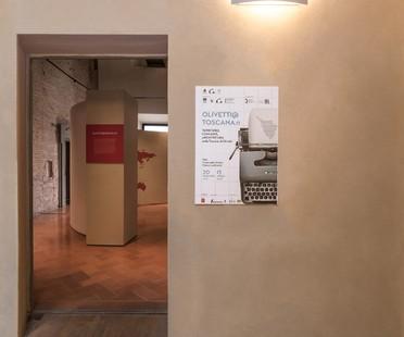 Exposición OLIVETTI @ TOSCANA.IT, Territorio, comunidad, arquitectura en la Toscana de Olivetti