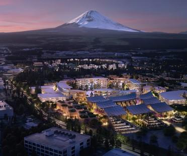 BIG-Bjarke Ingels Group desvela Woven City, la smart city proyectada para Toyota