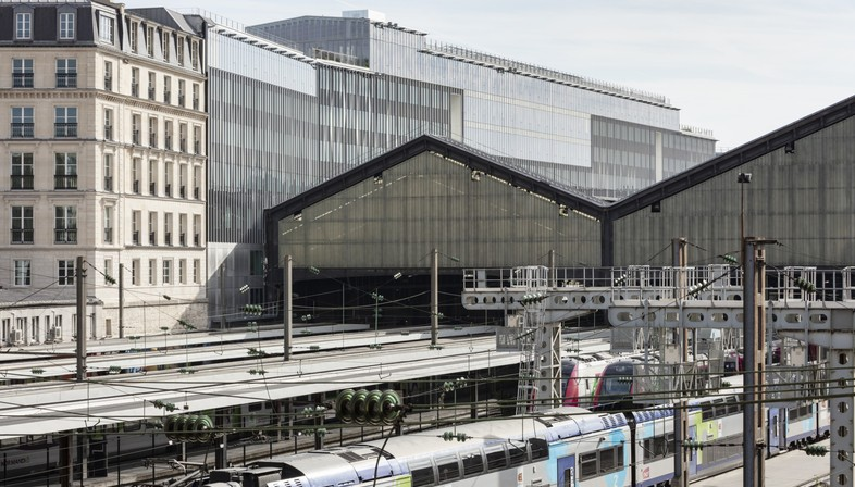 Ferrier Marchetti Studio Grand Central Saint-Lazare París
