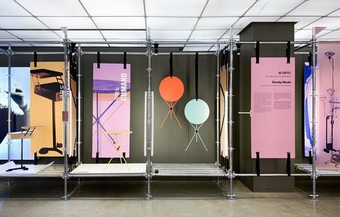 muestra Achille Castiglioni and brothers. Master of Italian Design. Seoul Arts Center