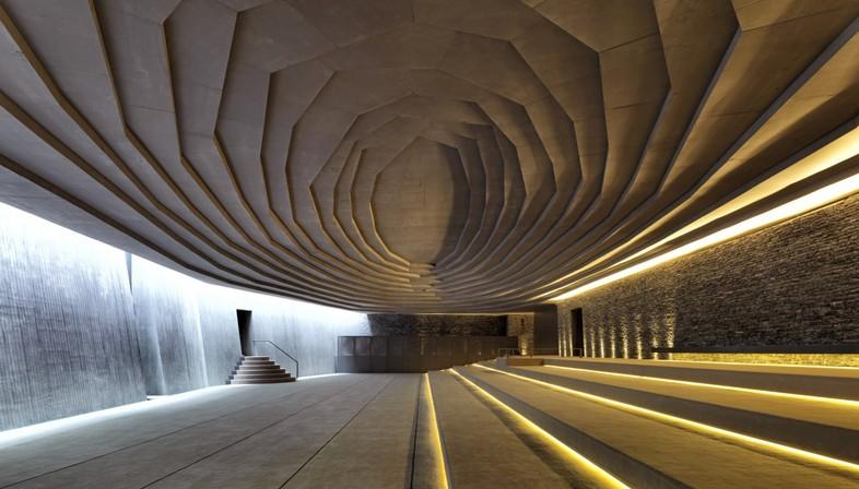 EAA Emre Arolat Architecture la mezquita Sancaklar en Estambul la esencia de un espacio religioso