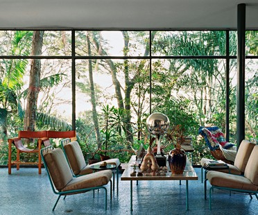 Exposición Home Stories: 100 Years, 20 Visionary Interiors en el Vitra Design Museum