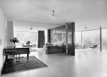 Exposición Home Stories: 100 Years, 20 Visionary Interiors en el Vitra Design Museum