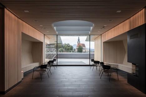 Berger+Parkkinen Associated Architects Paracelsus Bad & Kurhaus Salzburgo