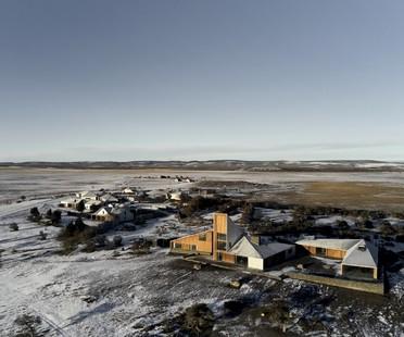 Un proyecto en la frontera del mundo Estancia Morro Chico de RDR architectes en Argentina