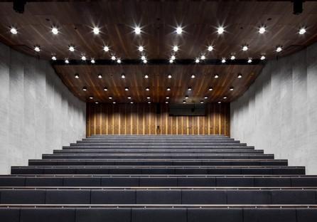 Exposición las obras arquitectónicas DAM Preis 2020 gana James Simon Galerie de David Chipperfield Architects
