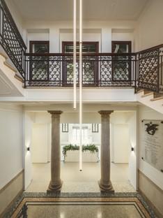 Estudio Beretta Associati y Lombardini22 Edificio de oficinas una historia de regeneración urbana