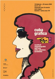 Exposición Cuba Grafica Universidad IUAV de Venecia
