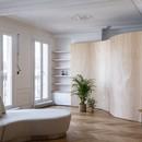 Toledano + architects Wood Ribbon interiorismo en París