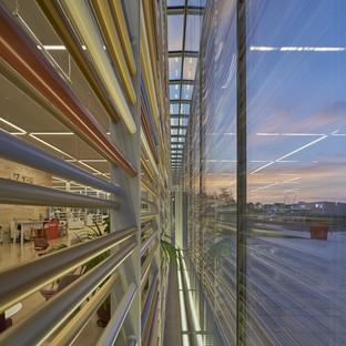 Serero Architectes Urbanistes Media Library un escaparate urbano y paisajístico en Bayeux