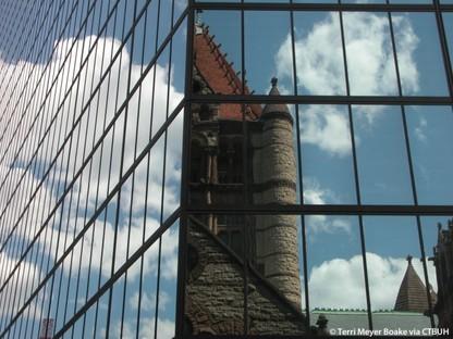 Adiós a Henry Cobb, el arquitecto de la John Hancock Tower de Boston