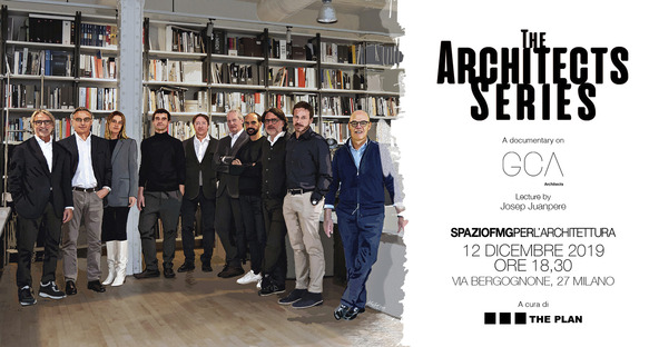 Todas las citas de The Architects Series de SpazioFMG disponibles en línea