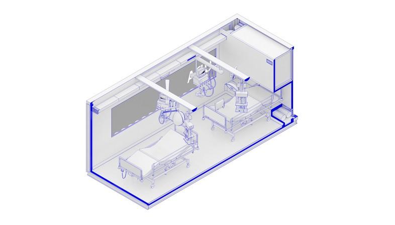 La arquitectura aporta su contribución a la emergencia del Covid-19
