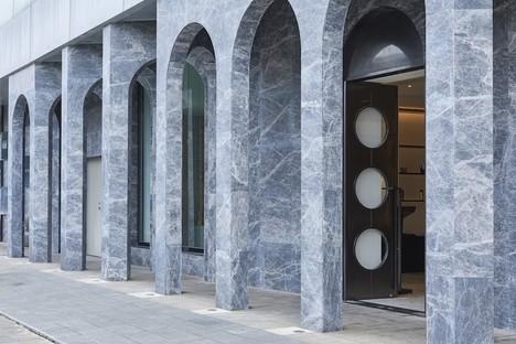 El diseño italiano protagonista en Nueva York y en China con Vudafieri-Saverino Partners