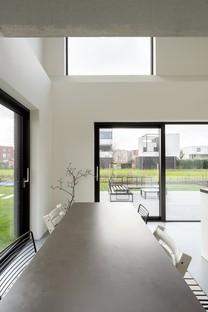 Pasel Künzel Architects proyecto K41 Black Diamond vivir en un cubo en Utrecht