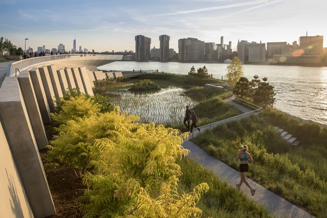 Marion Weiss y Michael Manfredi galardonados con la Medalla de la Arquitectura de la Thomas Jefferson Foundation