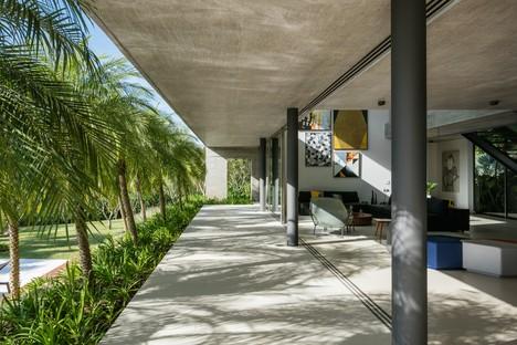 Reinach Mendonça Arquitetos Associados Casa DMG Bragança Paulista