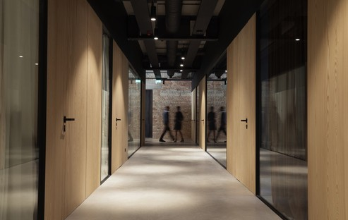 3LHD transforma el cine Urania de Zagreb en estudio de arquitectura