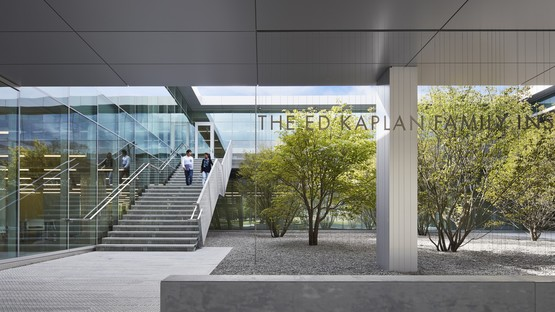 John Ronan Architects Ed Kaplan Family Institute Chicago