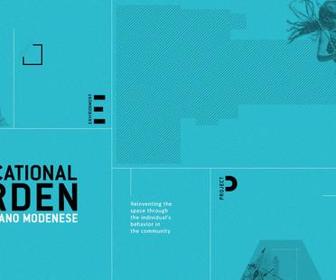 Nueva edición, la novena, del NextLandmark International Contest: un jardín educativo en Fiorano Modenese