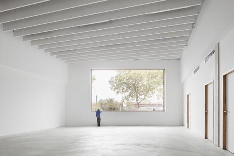 Graal Architecture centro recreativo Jaurès en Athis-Mons Francia