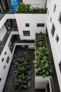 Dal Pian Arquitetos Módulo Rebouças Building – Nubank Headquarters São Paulo Brasil