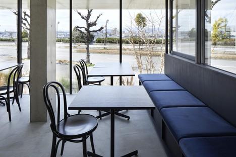 IGArchitects Café en Ujina Hiroshima