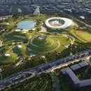 MAD Architects Arquitectura y paisaje Quzhou Sports Park