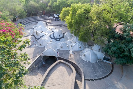 Exposición Balkrishna Doshi Architecture for the People - Architekturzentrum Wien