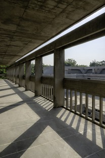 Exposición Balkrishna Doshi Architecture for the People - Architekturzentrum Wien