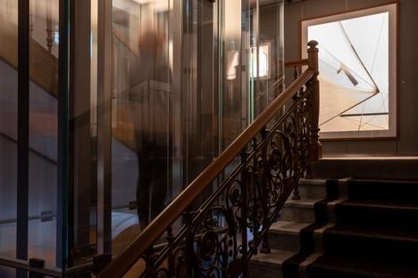 Philippe Starck restyling La Réserve Eden au Lac Zurich Zúrich
