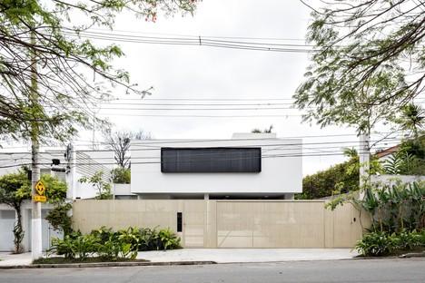 CR2 Arquitetura Jacupiranga House São Paulo Brasil