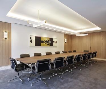Piercy&Company 25 Savile Row - Derwent London's headquarters