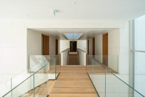 Panorama Architecture Campus de investigación MMSH Aix-en-Provence