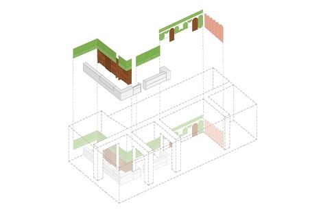 PuccioCollodoro Architetti interiorismo del Gran Cafè Torino en Palermo