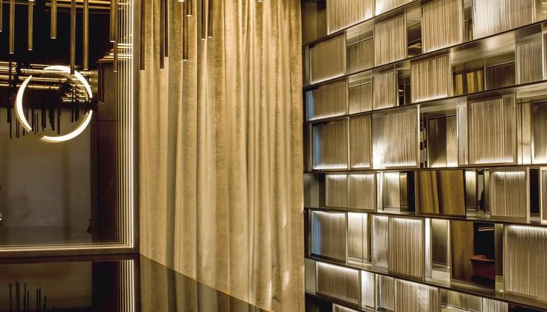 Maurizio Lai Architects interiorismo para AJI food delivery y take away