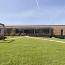 KKE Architects ampliación del St David's Hospice Newport
