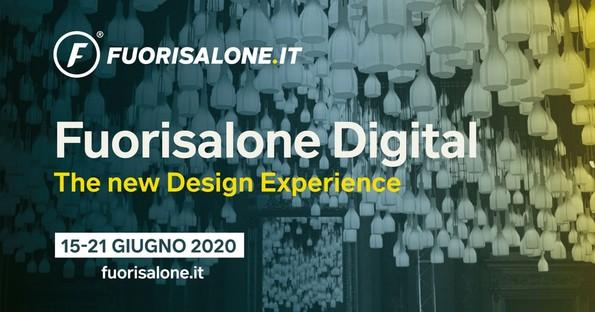 Un evento totalmente digitale para Milano Design Week Fuorisalone Digital
