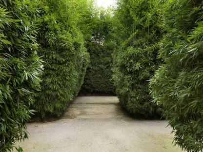 Labirinto della Masone conversaciones sobre la vegetación, el paisaje... y sobre la arquitectura