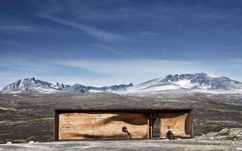 Exposición en el Aedes Architecture Forum: Arctic Nordic Alpine – In Dialogue With Landscape. Snøhetta