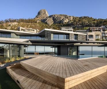 Forte Architetti el complejo residencial Arcadia y el paisaje de Ciudad del Cabo