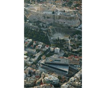 Nuevo Museo de la Acrópolis, Atenas - Bernard Tschumi