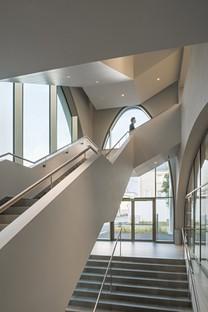 Berger+Parkkinen Associated Architects Laboratorios del Instituto de Farmacia Salzburgo